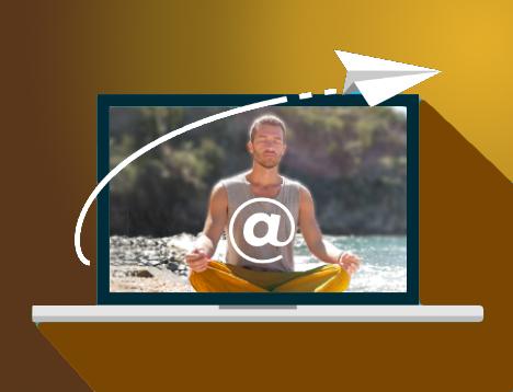 Email auto-guerison