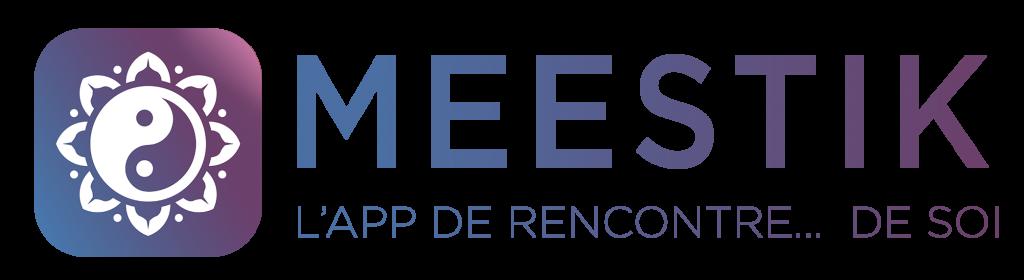 Logo MEESTIK appli developpement personnel