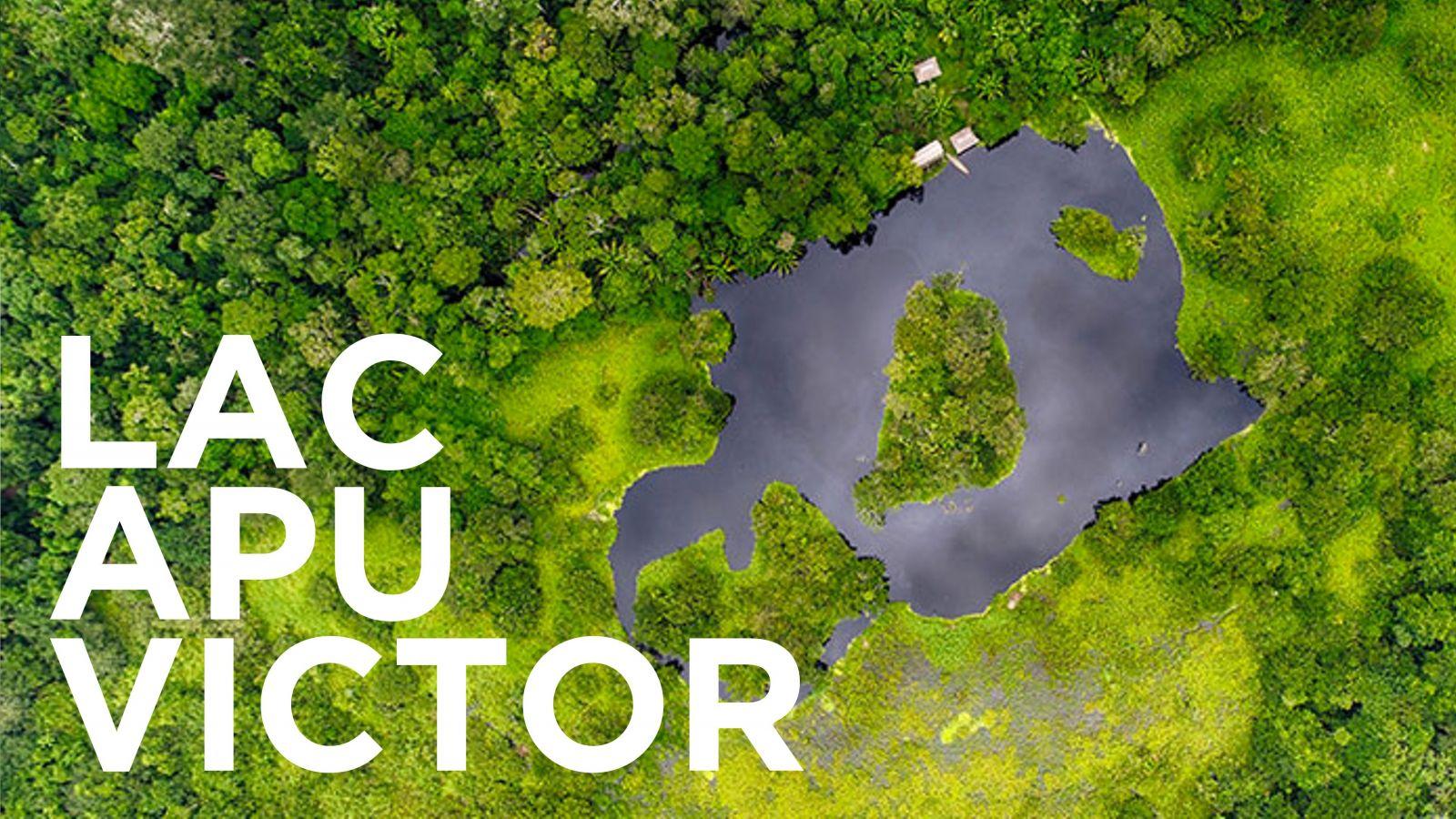Voyage initiatique Amazonie Lac Apu