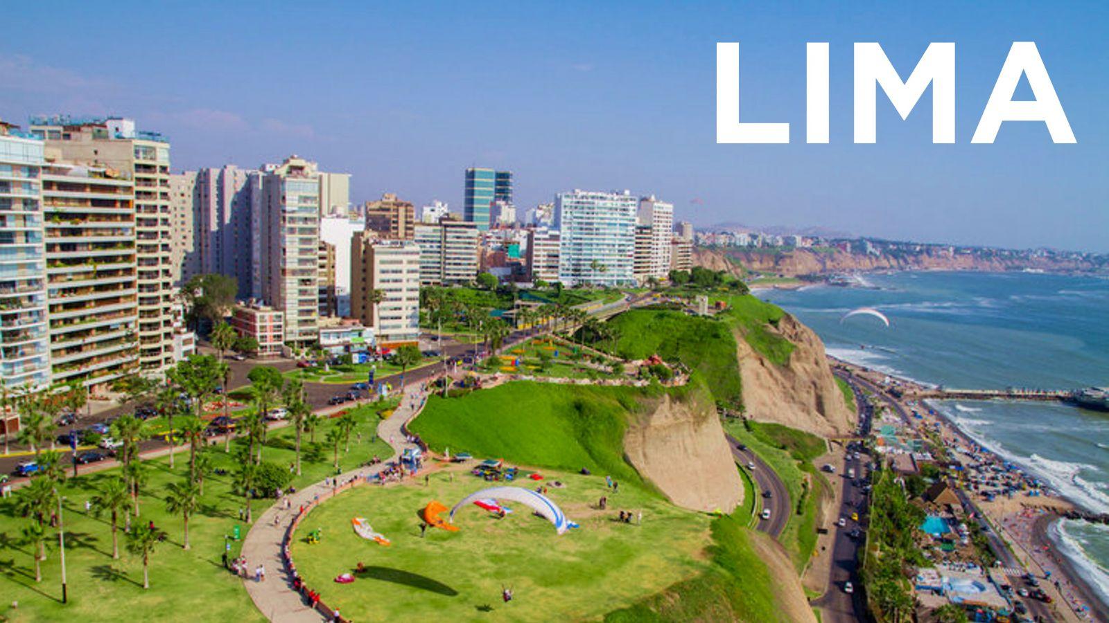 Voyage initiatique Lima Perou