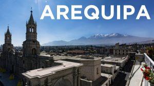 Voyage initiatique Arequipa Perou