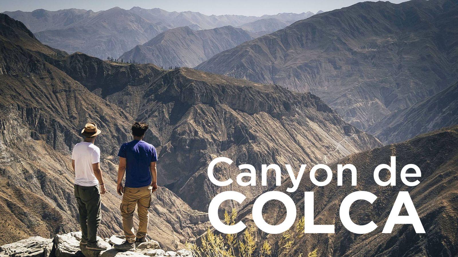 Voyage initiatique Canyon de Colca